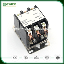 GWIEC Wholesale 32A 3P Dp Contactor AC Electric Air Conditioner Contactor And Terminal