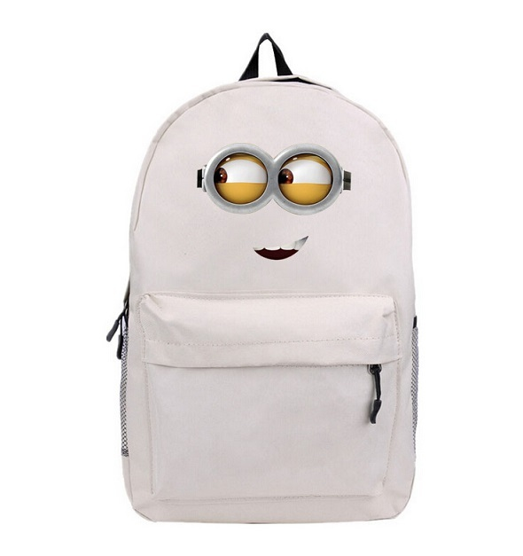 Hot Minion Backpack Kids School Bag Children Backpacks  Emoji Backpack Mochila Escolar