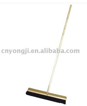 Wood Outdoor Broom