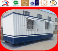 Sandwich Panel Prefab Homes Container Houses/eps cement sandwich wall panel