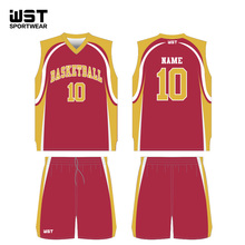 Factory supply Cool Mesh basketball jersey maker for Club