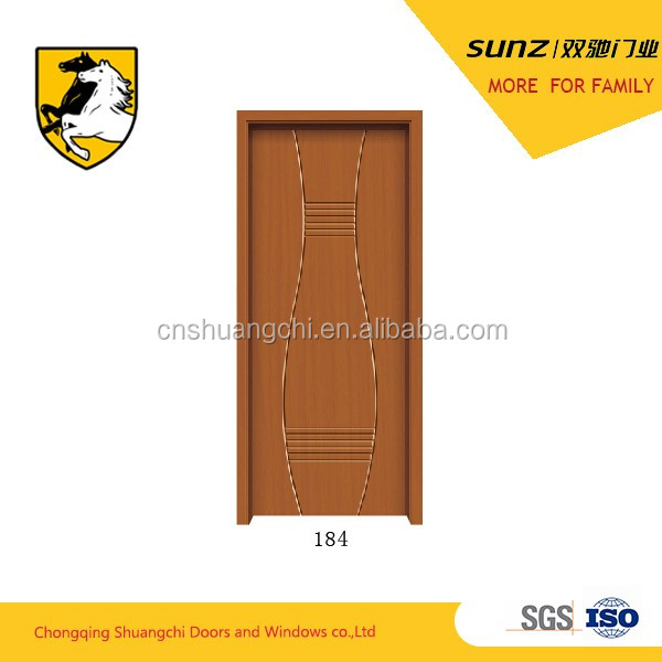 Finished Surface Finishing and MDF Door Material Door skin