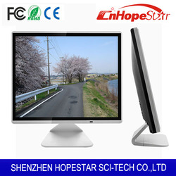 Multifunctional 15 inch computer pc display monitor bulk stock cheap buy lcd monitor 15 inch hd sdi monitor