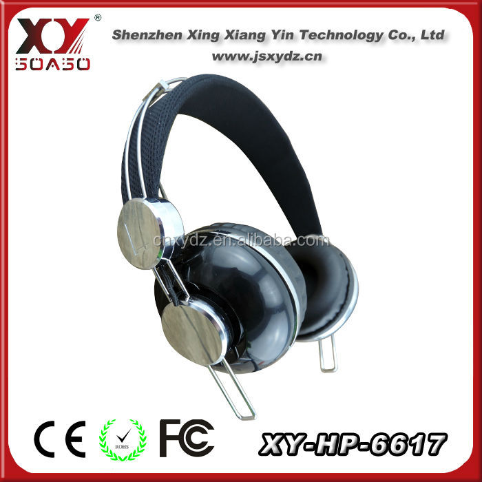 2014 in ear china wholesale sport headband stereo professional computer headset