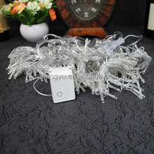 300 LED Window Curtain String Light for Wedding Party Home Garden Bedroom Outdoor Indoor Wall Decorations (Warm White, White...