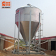 GOLDENEST Poultry chicken broiler livestock pig house Galvanized feed silo
