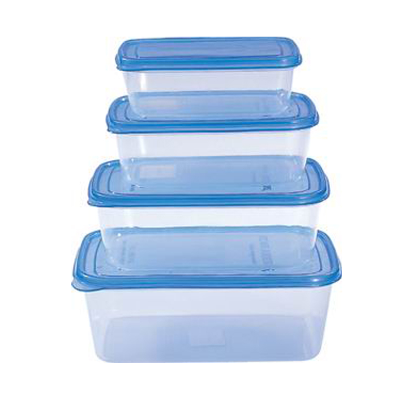 Wholesale Round Plastic Food Containers With Sealed Lid, Plastic Container Custom Made