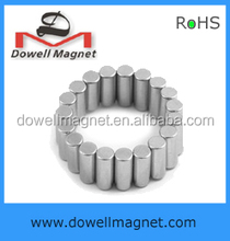 strong rare earth rod neodymium magnet