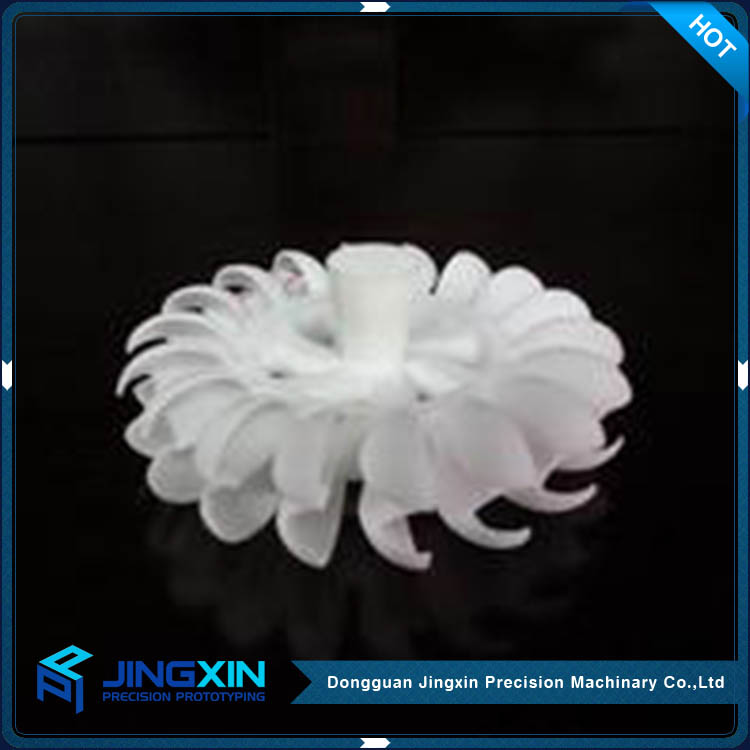 Jingxin OEM High Precision Rapid ABS PP POM Nylon Plastic Fabric Prototype