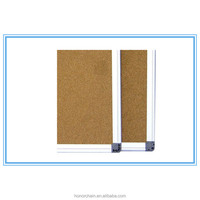 New product aluminum frame desk cork board for wholesale