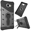 Armor Hybrid PC+TPU Kickstand Sniper Case for Samsung Galaxy A510 A5 2016,New Design Back Cover Phone Case for Samsung Galaxy A5