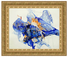 Wholesale art gallery handmade oil painting abstraction