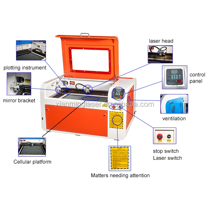 co2 laser cutting machine price&cnc laser cutter plotter