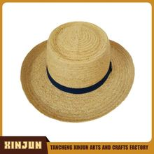 make a paper cowboy summer raffia paper hats cheap