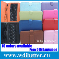 2014 Newest Ultra Thin Bluetooth Keyboard Case For iPad 2/3/4