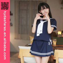 Manufacturer JK Student Class Uniform Costumes School Suit Top+Skirts Sets School uniform