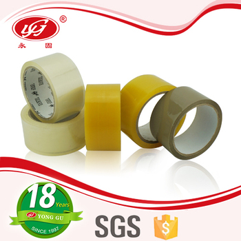 Clear BOPP Adhesive Tape For Carton Sealing