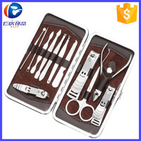 Professional Nail Manicure Sets Beauty Care Tool Kit