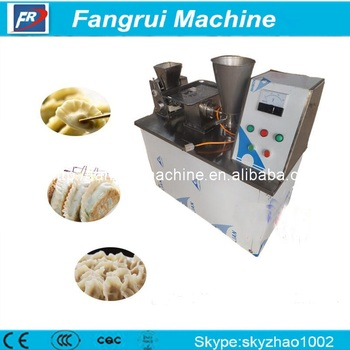 Chinese food restaurant handmade dumpling machine