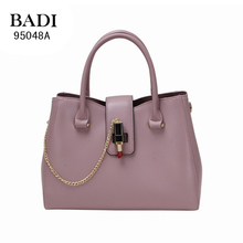 2017 Latest Designer Women's Bag Genuine Leather Handbag Designer Handbags For Less Elegant Leather Shoulder Bags