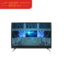 High end made in China Television 55 inch 4K led tv/dvbt2 H.265/android and media function