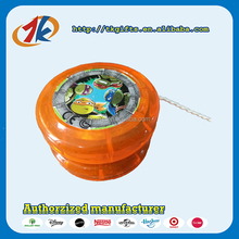 Promotional Plastic YOYO Toys Colourful YOYO With Customized Logo