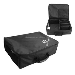 Whole Black 0902-077 Top Quality Golf Shoes Bag for Clubs