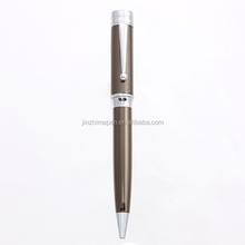 Coffee, new design luxurious ball pen metal promotional item, new products supply