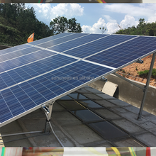 Green energy 10KW 15KW residential solar photovoltaic power system, solar system for air conditioner