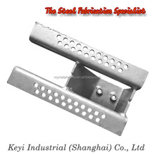 OEM ODM Factory Supply Bending Products Die Stamping Process Laser Cutting Perforated Parts