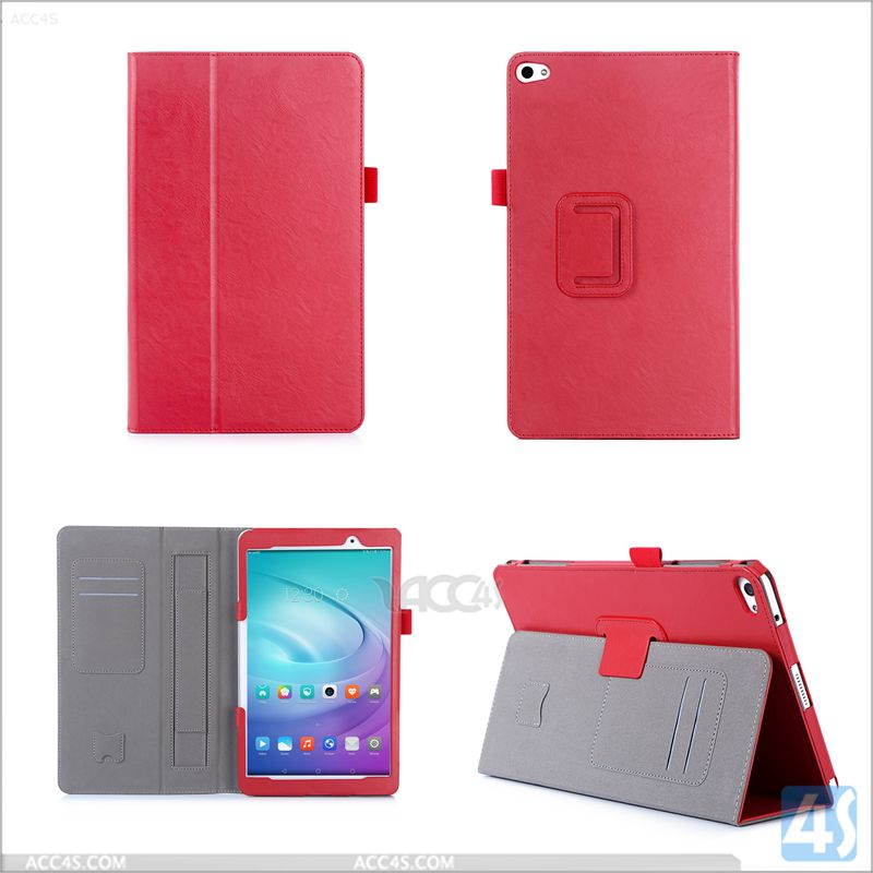 "PU Leather Wallet Case for HUAWEI M2 10"" T2 Pro Youth Edition"