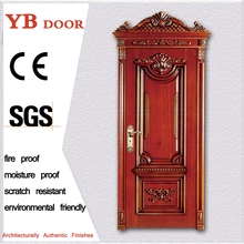top selling kerala design house front gate door YBH one stop solution home decoration