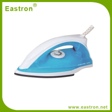 1000W hot sell heavy weight electric dry iron,non-stick iron