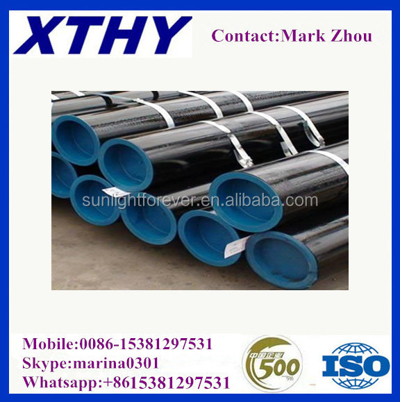 API 5L Seamless Carbon Steel Pipe/galvanized pipe/Gi pipe For Oil And Gas Project