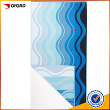 Wholesale high quality Yarn Dyed Stripe Velour Beach Towel Pareo, Towel For Beach