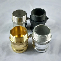 Cam&Groove Coupling Type F((Brass/Stainless Steel/Aluminum/Nylon))