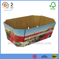 Fashion Design Fruit And Vegetable Boxes Delivered Of Chinese Supplier
