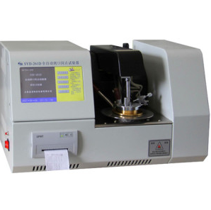 Durable Fully-automatic Pensky-Martens Closed-Cup Flash Point Tester