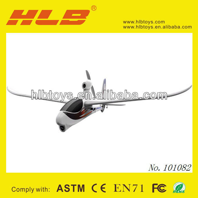 HUBSAN flying HAWK plane with FPV System H301F