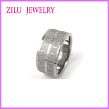 Wholesale Stainless Steel Ring Settings Without Stones for Men