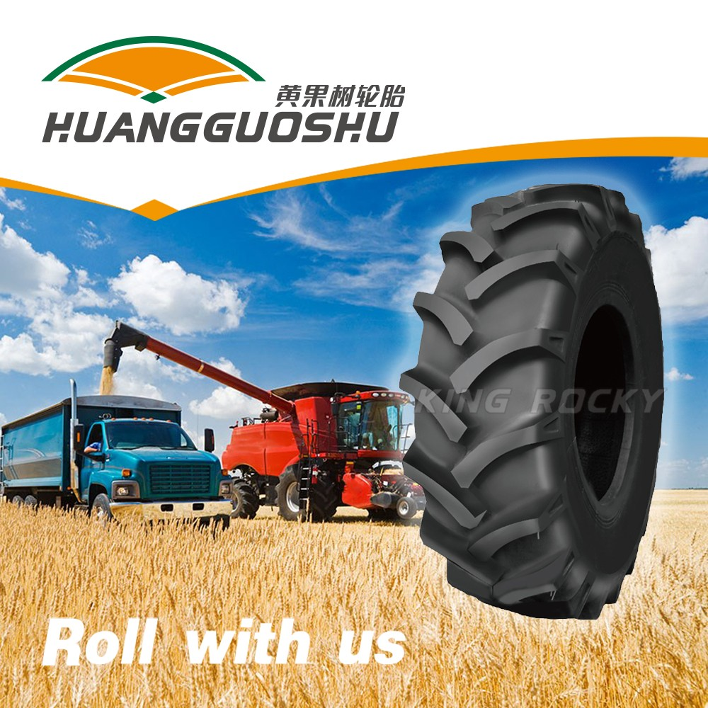 Backhoe Tire Brands : Shandong tractor tire brand hot sale in american