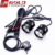 New Motorcycle Headlight Lens Motorcycle LED Headlamps U3 Auxiliary Lamp Super Bright Motorcycle Spotlights For Motorbike