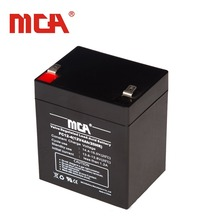 good quality 12V 4.5Ah dry cell /mf//Rechargeable Battery for USP