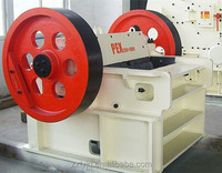 2016 new design High performance jaw crusher price list