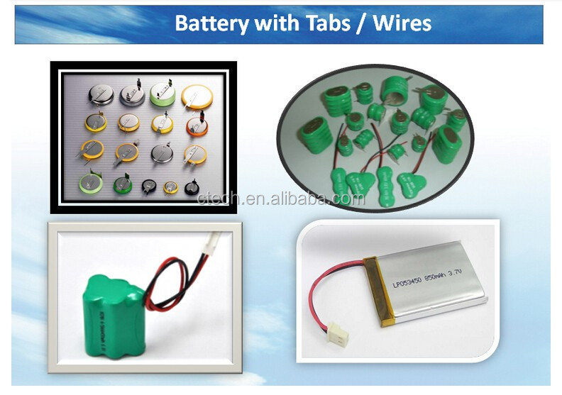 CMOS battery 3V Lithium coin cell CR2032 with wires and connector D610 D620 D810 RTC BIOS