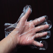 food grade disposable plastic gloves