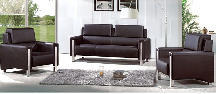 Modern Design Leather office sofa set designs HZ-8022
