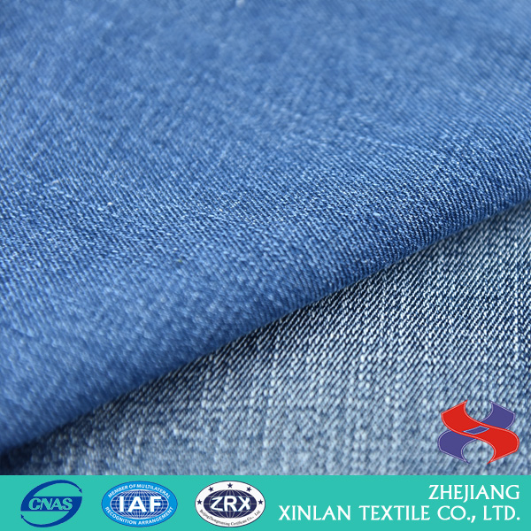 New best sell jean fabric 100 cotton denim fabric