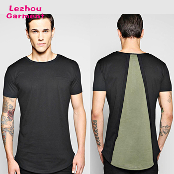 Design your own t shirt, back panel custom print t shirt made in china