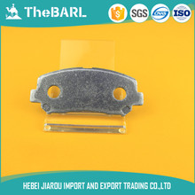D6108 MN102618 Chinese TheBARL Factory Whole Etop Quality NON niose Car Disc Brake Pad For Citroen Dodge Jeep Mitsubishi Peugeot
